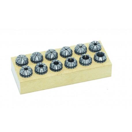 COLLET SET ERX16 D.1-10 12 PCS