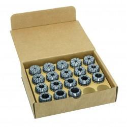COLLET SET ERX25 MP D.3-16 14Pcs