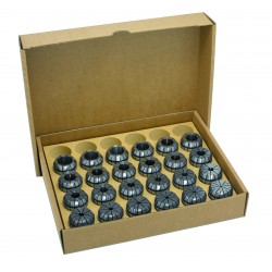 COLLET SET ERX40 UP D.3-30 28Pcs