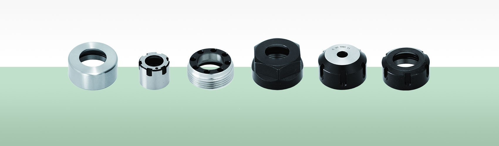 Serinex Clamping Nuts
